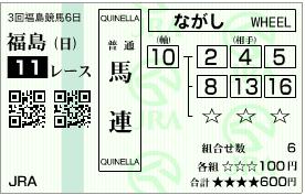FukushimaKinen-quinella-10