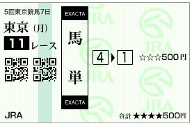 tokyo2s-exacta